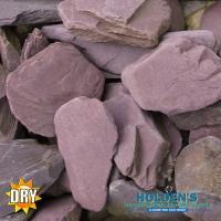 Plum Slate Paddlestones – 25kg